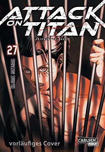 Attack on Titan 27 (27)