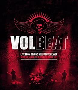 Volbeat - Live From Beyond Hell / Above Heaven (Blu-ray)