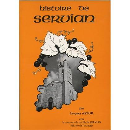 Histoire de Servian