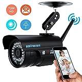 Szsinocam H. 264 HD 720p Megapixel Bullet Wasserdichte WiFi Kamera mit 36pcs IR LEDs Home Security
