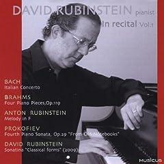 Four Pieces for Piano Op.119: No. III, Intermezzo in C major