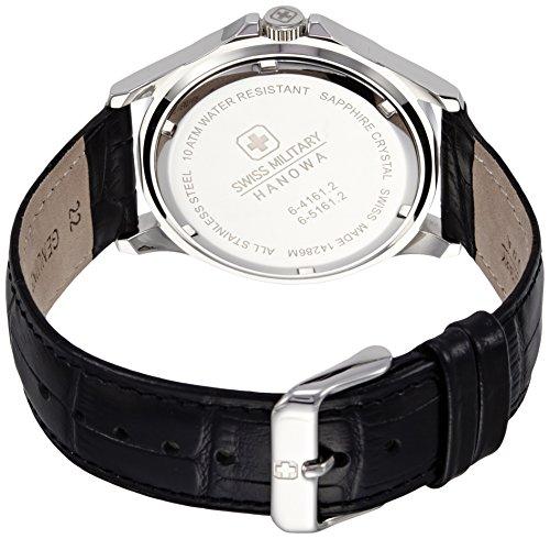 ce69c65ecc49 Gran Compra Para Reloj Swiss Military Hanowa para Hombre 06-4161.2 ...