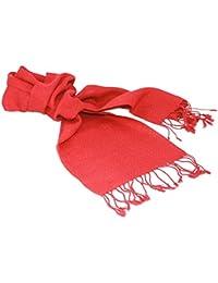 Echarpe de la laine d alpaga, naturellement teints, pour les hommes et les 2298a410140