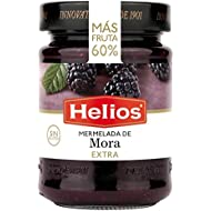 Helios Mermelada Extra Mora - 340 gr