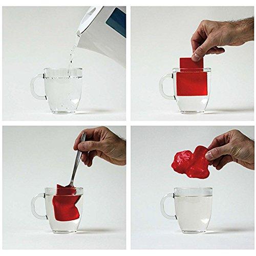 FORMcard Handy Strong Pocket Sized Mouldable glue Mouldable Bio-Plastic melt/mould/mend/make (1 x 3 cards)