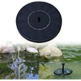 Pinkdose® Solar Fountain Solar Water Fountain Pump for Garden Pool Pond Watering Outdoor Solar Panel Pumps Kit for Fountain Drop Shipping