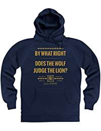 Official Game of Thrones - Jaime Lannister Quote Sudadera con capucha, Para hombre