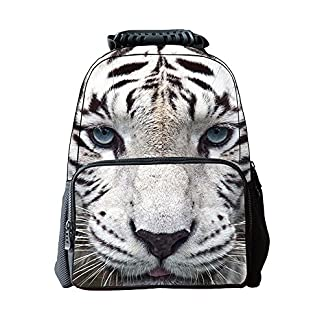 51gppwAWWbL. SS324  - DaoRier Animal Tigre Mochilas Escolares Bolsas Escolares Niños Niñas Size 41 * 30 * 20cm