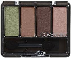 CoverGirl Eye Enhancers 4-Kit Eye Shadow - Goldmine (272) - 0.19 oz