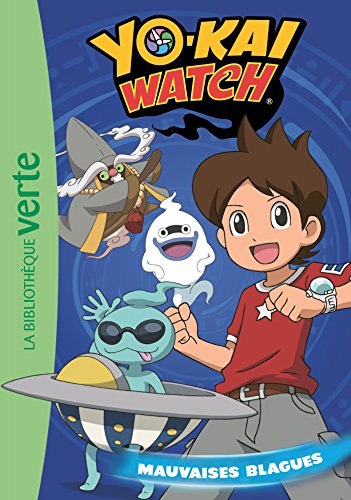 Yo-kai Watch 15 - Mauvaises blagues par Viz Media