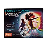 #10: Bausch & Lomb Iconnect Monthly Transparent Contact Lens Power (-2.25) By HOPL