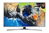 "Samsung UE40MU6400 40"" 4K Ultra HD Smart TV Silver LED TV - LED TVs (101.6 cm (40""), 4K Ultra HD, 3840 x 2160 pixels, LED, PQI (Picture Quality Index), Flat)"