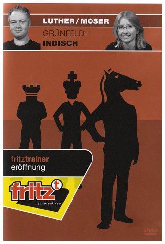Grünfeld-Indisch, 1 DVD-ROMFür Windows XP, Vista. 240 Min. (König Me-brettspiel)