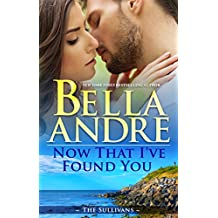 Now That I've Found You (New York Sullivans 1) (English Edition)