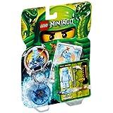 LEGO Ninjago Toupies - 9590 - Jeu de Construction - Nrg Zane