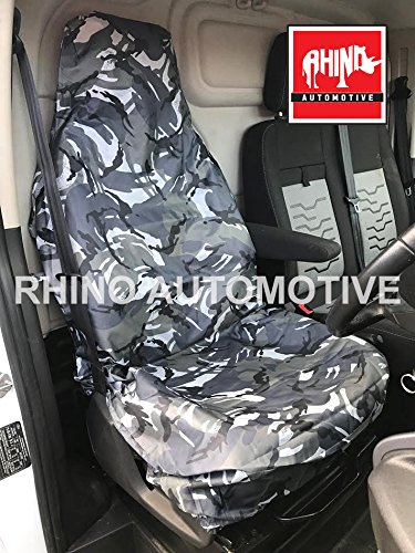 hyundai-sante-fe-06-12-heavy-duty-single-driver-grey-camo-waterproof-seat-cover