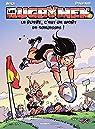 Les Rugbymen, tome 18 : Le rugby, c'est un sport de gonzesses ! par Béka