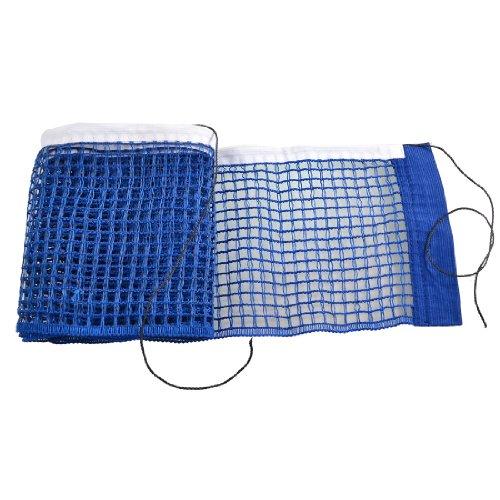 Blau Nylon 1.8M Lang 15cm breit Tischtennis Netz Organizer
