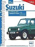 Suzuki SJ 410 / SJ 413 / Samurai / Vitara: 1.0-Liter, 1.3-Liter, 1.6-Liter 8 V und 16 V / Baujahre 1984 bis 1995