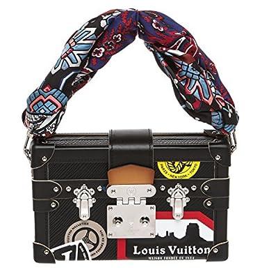 Louis Vuitton , Sac à main porté au dos pour femme noir noir