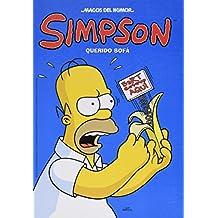 Magos del humor Simpson 49: Querido sofá