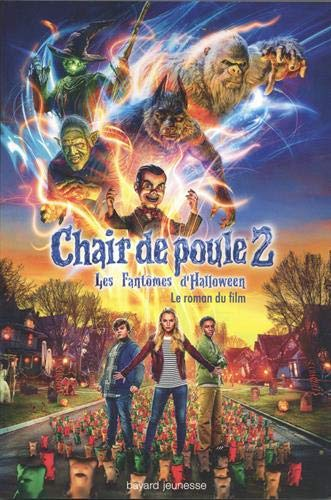 Les Fantômes d'Halloween, le roman du film 2 par R.L Stine