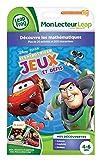 Leapfrog - 80870 - Jeu Éducatif - Livre Mon Lecteur Leap/Tag - Jeux et Défis / Les Héros Pixar