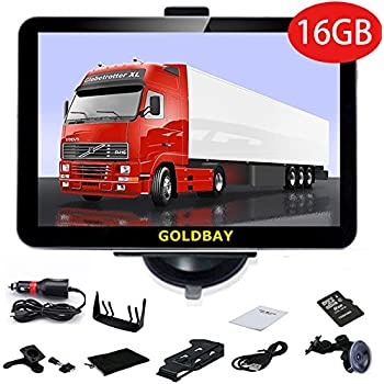 TMC Traffic Receiver 47 Countries in Europe Incl UK with latest Maps and Lifetime update. 7 Inch SAT NAV GPS Navigation Navigationsystem DRIVE-7.0 for Truck Lorry BUS Taxi Camping//caravan and normal Car