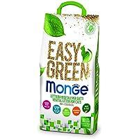 Monge Arenero Easy Green gato gatos furetti reptiles Cat 10L Biodegradable inodoro