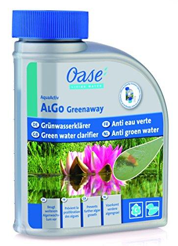 Grünwasserklärer algo Greenaway 500 ml