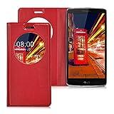 kwmobile Flip Case Hülle für LG G Flex 2 - Aufklappbare