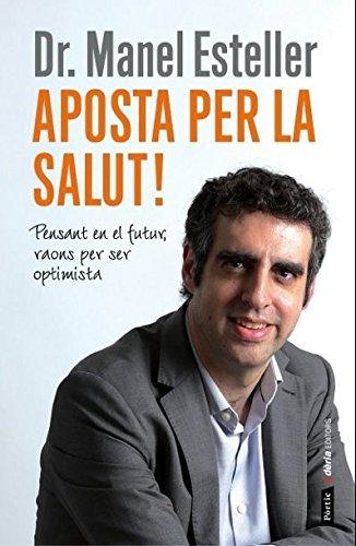 El doctor Manel Esteller, un dels investigadors més reconeguts mundialment per la seva lluita contra el càncer, defensa en aquest llibre la necessitat d?una aposta decidida per l?educació, la recerca i la salut.