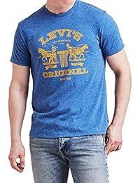 a3ab2b99cc713 Amazon.es  levis - Azul   Camisetas