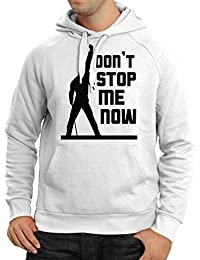 Sudadera con capucha Don't stop me now!