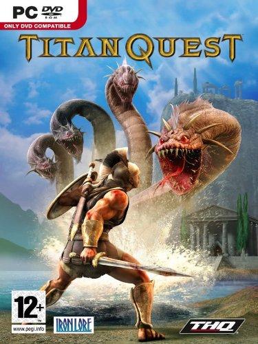 Preisvergleich Produktbild Titan Quest [FR Import]