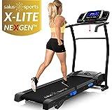Best Treadmills - Salus Sports 2017 model 1300W X-lite Nex-Gen Treadmill Review