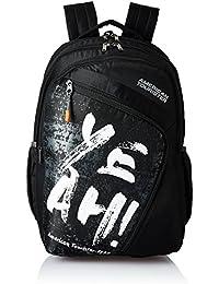 American Tourister 27 Ltrs Black Casual Backpack (AMT VOLT BACKPACK 01 - BLACK)