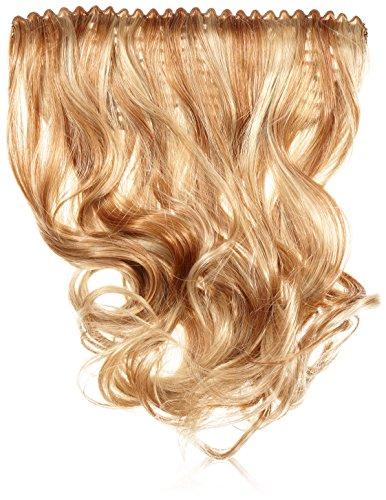 Balmain Extensions en cheveux synthétiques Tête complète Blond miel 40 cm
