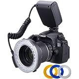 Best Polaroid Flash Diffusers - Polaroid 48 Macro LED Ring Flash & Light Review