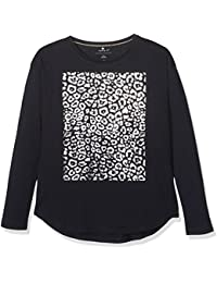 NAME IT Mädchen T-Shirt Nitjulle LS Oversize Top Box NMT