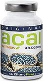Acai Beeren Kapseln Intensiv 48000 - Original Acai Berry 30:1 Extrakt...