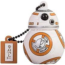Tribe Disney Star Wars BB8 Chiavetta USB da 16 GB