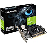 Gigabyte GV-N710D3-1G Carte graphique Nvidia GeForce GT710 1800 MHz 1 Go PCI Express 2.0