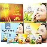 Pavo Facial Kit, Aloe Vera Papaya, 1197 g (Pack Of 1)