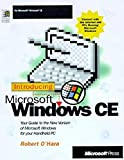 INTRODUCING WIN. : CE FOR HANDHELD PC
