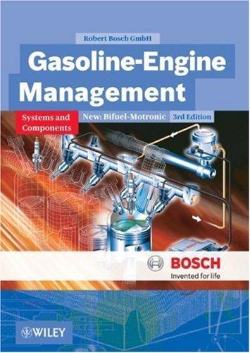 Gasoline Engine Management by Robert Bosch GmbH (2006-11-06)