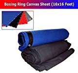 NAVIES Professional Wrestling Boxing Ring Canvas Cover Sheet MMA UFC WWE Size 20X20