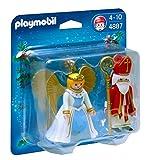 Playmobil 4887 - Navidad: San Nicolás y Ángel