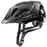 Uvex Fahrradhelm quatro Allmountain-Helm mit Größenverstellsystem für Erwachsene