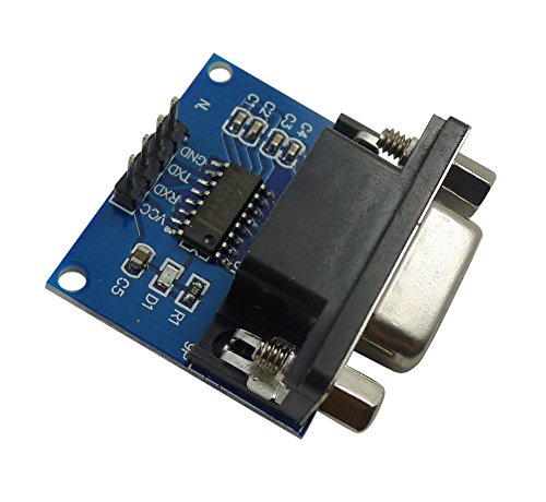 aihasd-max3232-rs232-to-ttl-serial-port-converter-module-db9-connector-max232